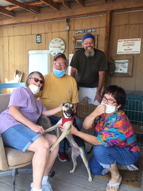 Bobby is Adopted!